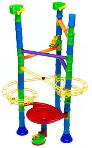 The default marble run